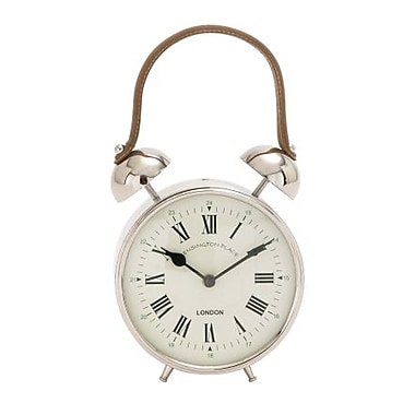 Benzara The Jolly Metal Table Clock (BNZ8353)