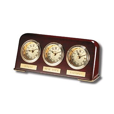 Chass 72975 Desk Top Multi Zone Clock (CHAS018)