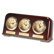 Chass 72975 Desk Top Multi Zone Clock (CHAS018)