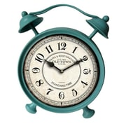 Cheungs  Baby Blue Table Clock (CNGR1097)