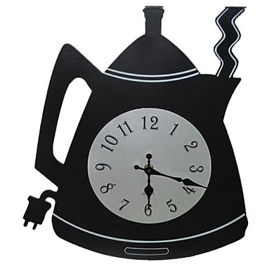 Creative Motion Clock - Kettle (CRML304)