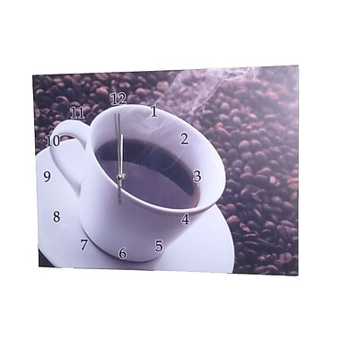 Creative Motion Clock Frame - Coffee Cup (CRML351)
