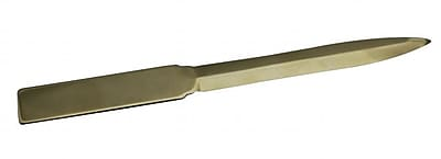 Dacasso Gold Letter Opener Blade (DCSS465)