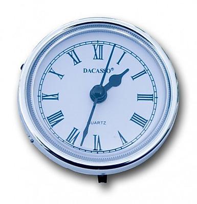 Dacasso Silver Clock Insert (DCSS475)