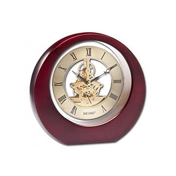 Dacasso Desk Clock Eclipse (DCSS481)
