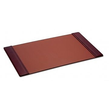 Dacasso Side-Rail Desk Pad - Mocha (DCSS520)