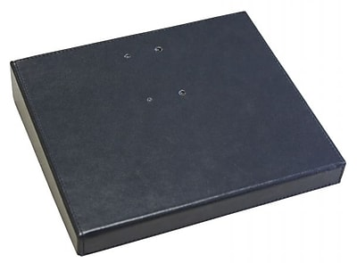 """""""""""Dacasso Limited A1067 Classicblack Leather 3.5"""""""""""""""" x 6"""""""""""""""" Calendar Holder Base (DCSS699)"""""""""""" 2395142"""