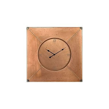 ELK Group International Copper Frame Clock (ELKLIGHT9153)