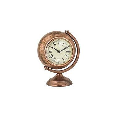 Elk Group International 11 in. Table Top Clock Globe (ELKLIGHT9617)