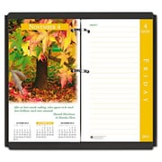 House of Doolittle HOD417 Images Desk Calendar Refill (HSODL156)