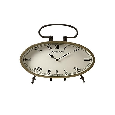 Home Decor Improvements Benson Oversized Desk Clock (IMAX3535)
