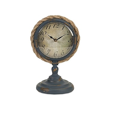 IMAX Corporation Lewis Pedestal Clock (IMAX6938)