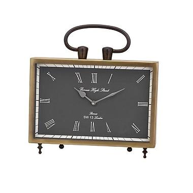 Imax Beth Kushnick Brass Desk Clock (IMAX7873)
