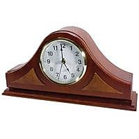 KJB Security Products Digital Transmitter Mantle Clock (KJB744) 2394572