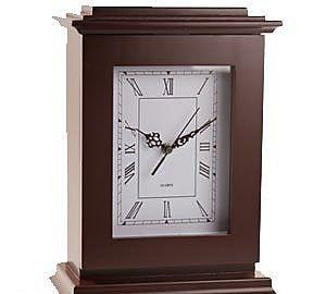 KJB Security Products Digital Transmitter Rectangle Clock (KJB760) 2394570