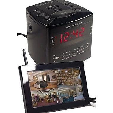 KJB Security Products Digital LCD Wireless Alarm Clock (KJB859)