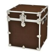 Rhino Armor Cube Trunk, Dark Brown (RAC-DB)
