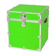 Rhino Armor Cube Trunk, Neon Green (RAC-NG)