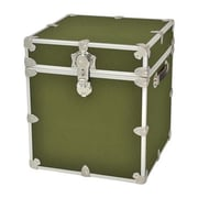 Rhino Armor Cube Trunk, Olive Green (RAC-OG)