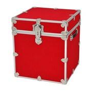 Rhino Armor Cube Trunk, Red (RAC-RD)