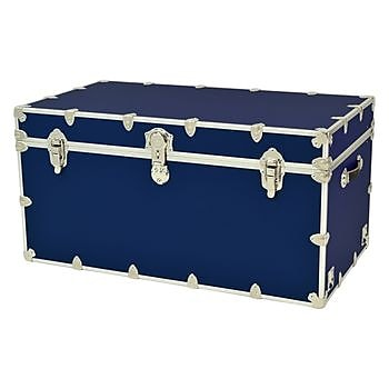 Rhino Armor Jumbo Trunk, Navy Blue (RAJ-NB)