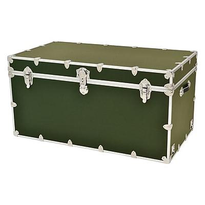 Rhino Armor Jumbo Trunk, Olive Green (RAJ-OG)
