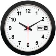 Timekeeper  12 in. Day & Date Wall Clock (PETRA13322)