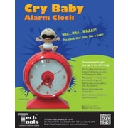 Princess International  Cry Baby Alarm Clock (prn006)