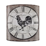 Elk Lighting  Stylized Rooster Wall Clock (RTL175564)