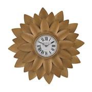 Elk Lighting  Gold Petal Wall Clock (RTL175574)