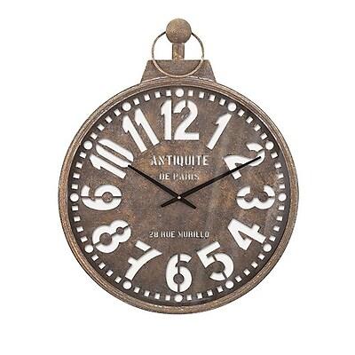 Imax Uptown Wall Clock (RTL344629) 2394619