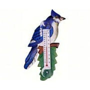 Songbird Essentials Thermometer Small Blue Jay (RTL386404)