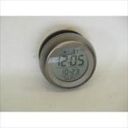 Sonnet  Water Resistant Suction Cup Atomic Clock (SNNT004)