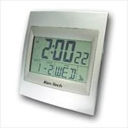 Sonnet  2 Inch Number LCD Atomic Alarm Clock (SNNT008)