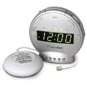 Sonic Alert  Alarm Clock with Phone Signal and Vibrator (SOAL017)