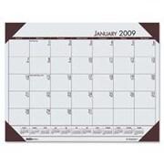House of Doolittle HOD12470 Desk Pad- 12 Month- Jan-Dec- 22in.x17in.(SPRCH14124)