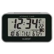 La Crosse Technology Ltd 617-1270 Atomic LCD Alarm Clock (TRVAL83946)