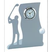 Visol  Drive Metal Golf Desk Clock (VISOL481)
