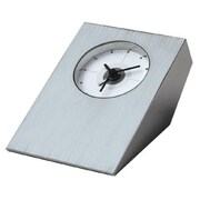 Visol  Tracker Metal Desk Clock (VISOL483)