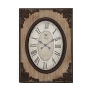 Woodland  Country Style Wood Wall Clock (WLMGC8065)