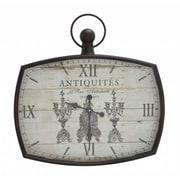 Woodland  Kin-Kin Artistic Wall Clock Decor (WLMGC8870)