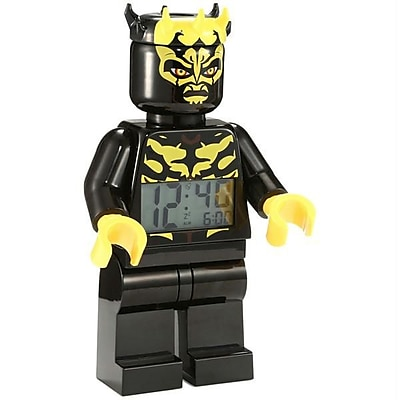 Lego Media LEGO Kids in. Star Wars Savage 9.5 Minifigure Alarm Clock (XS212418) 2395267