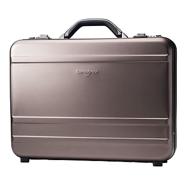 Samsonite 75652-1422 Delegate 31 Attache Case, Gun Metal