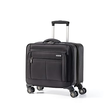 Samsonite 76149-1041 Classic 2 Spinner Mobile Office w/RFID, Black