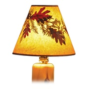 Fireside Lodge Hickory 21'' Empire Lamp Shade