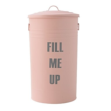 Bloomingville Fill Me Up Trash Can
