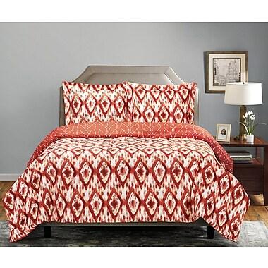 South Bay Dakota Comforter Set; Full/Queen