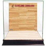 Steiner Sports Basketball Court Background Case; Cleveland Cavaliers