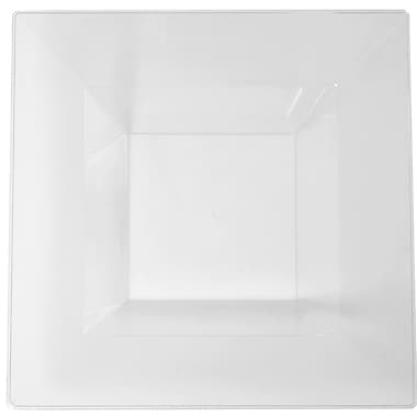 Fineline Settings, Inc 5 oz Square Bowls (Set of 120); Clear