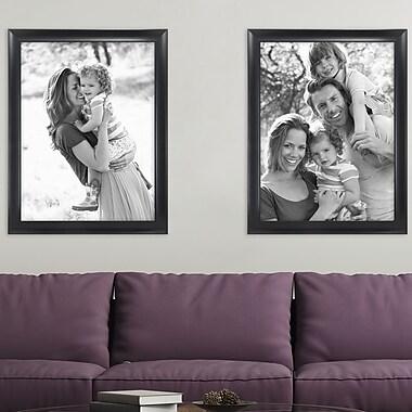 MCSIndustries Premium Wide Scoop Picture Frame (Set of 2); 18'' x 24''